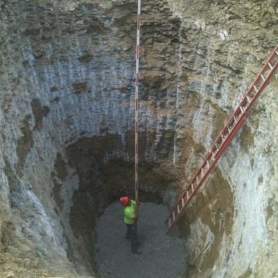 NKU Lot M Storm Sewer Replacement 3